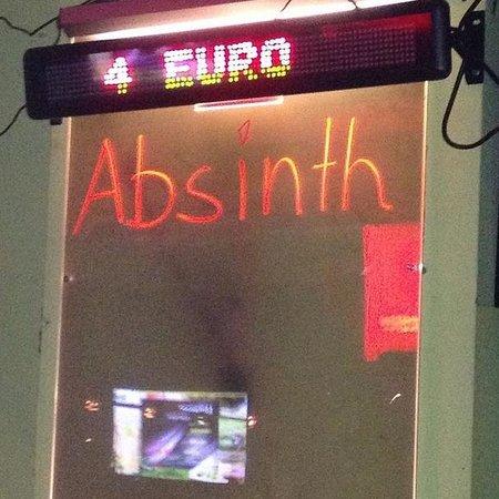 Alternative Berlin Tours: Absinth Bar