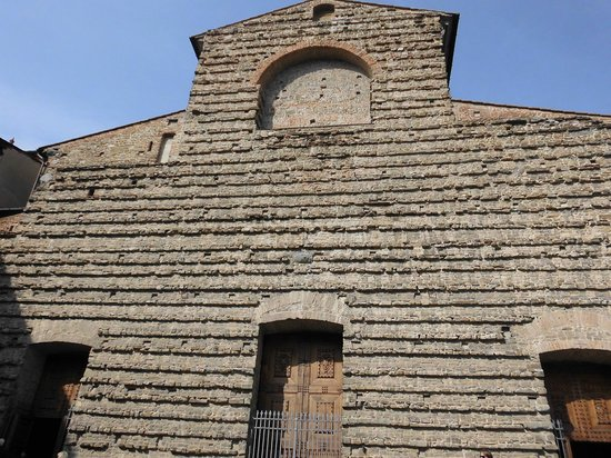 Basilica di San Lorenzo : Facciata esterna