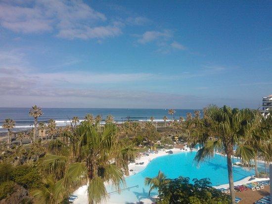 Parque Santiago Villas: Superb View!