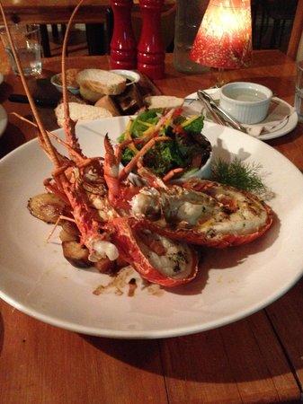 Green Dolphin Restaurant & Bar: Crayfish