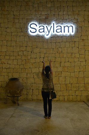 Saylam Suites: This is it :)