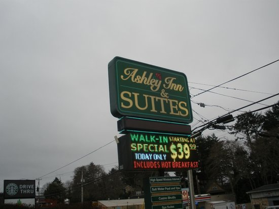 Ashley Inn and Suites: Ashley Inn & Suites