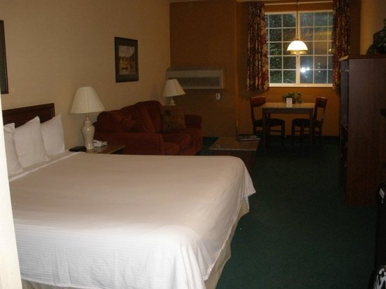 Ashley Inn and Suites : Lovely large room