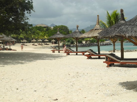 InterContinental Mauritius Resort Balaclava Fort: beach area