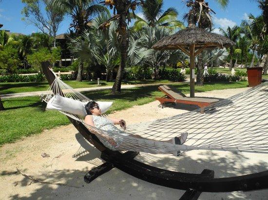 InterContinental Mauritius Resort Balaclava Fort: beach beds