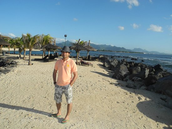 InterContinental Mauritius Resort Balaclava Fort: beach area