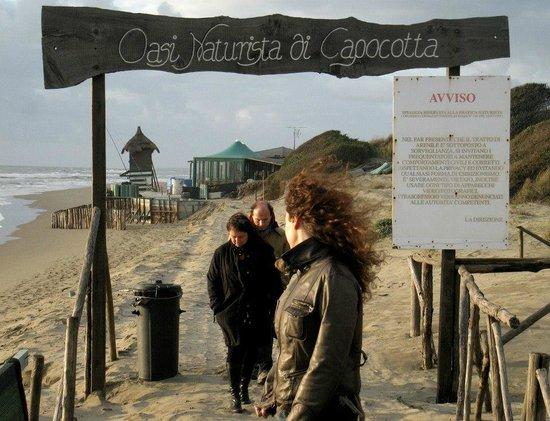 L'oasi di Capocotta: quando si va via, si lascia sempre un pezzetto di cuore