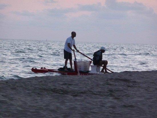 L'oasi di Capocotta: ecco perchè il pesce è fresco