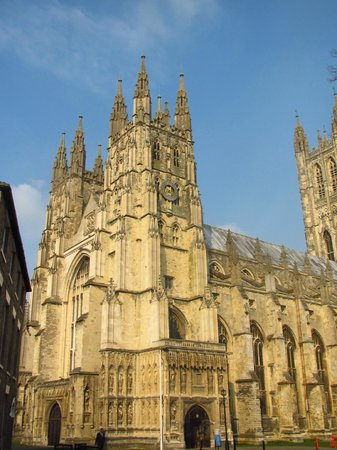 Tours of the Realm: Canterbury Cathedral