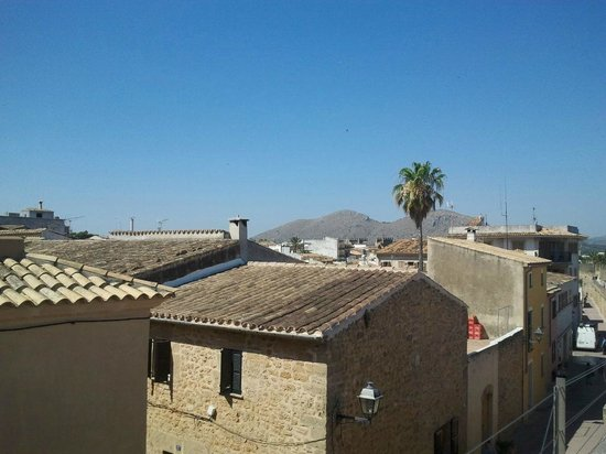 Alcudia Old Town : Вид со стены