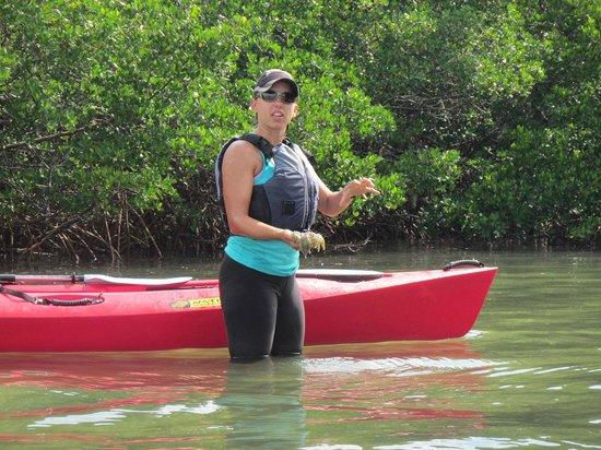 I Kayak Sarasota: Guide Tara