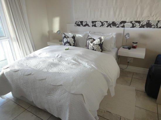 Hermanus Beach Villa: Zimmer ohne Balkon mit seitlichem Meerblick