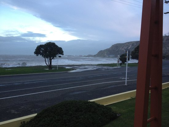 Anchor Inn Motel: view from our room
