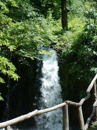 Valle dei Mulini : cascade