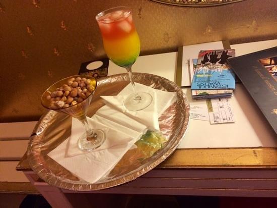 Sultan Tughra Hotel : Alena