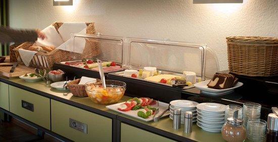 Bischofslinde : Frühstücksbuffet