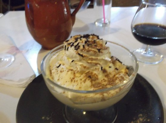 First Love : Try the Tiramisu