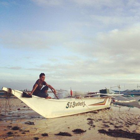 AABANA Beach & Watersport Resort: Morning scene