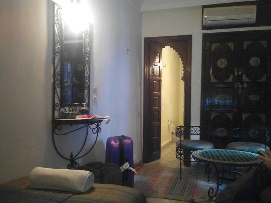 Riad Nerja : Habitación Soraya