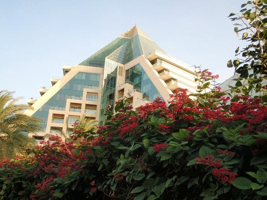 Raffles Dubai : ボタニカルガーデン