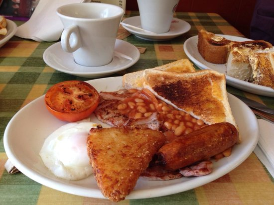 Dennis Cafe: There's lovely