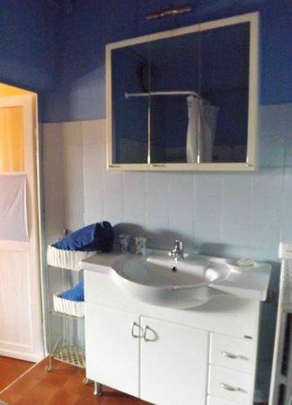 Albachiara B&B : Il bagno marinaro della Tana
