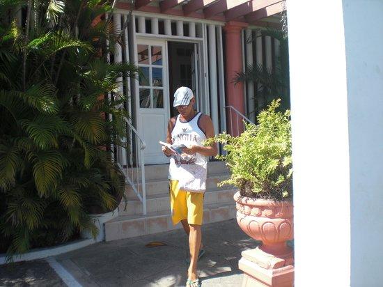 Indies Hotel : Davanti Hotel