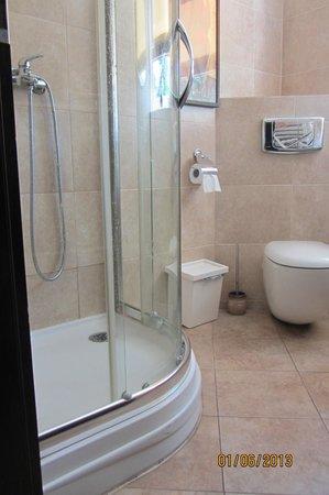 Hostel Marszalkowska : Ванная комната