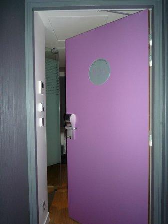 Lyric Hotel Paris: habitación