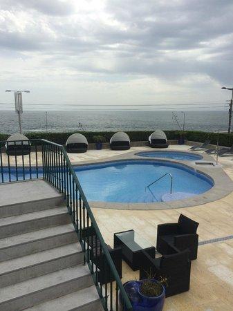 Senhora da Guia Cascais Boutique Hotel : La piscine