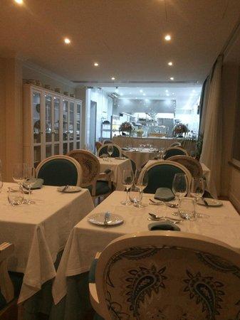 Senhora da Guia Cascais Boutique Hotel : Le restaurant