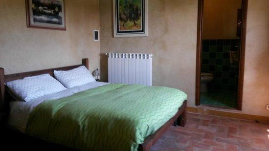 Borghetto di San Filippo : Camera Verde