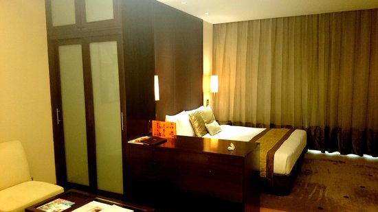 Ascott Sathorn Bangkok : Bed