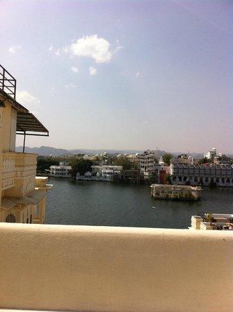 Jaiwana Haveli : View from Private Balcony
