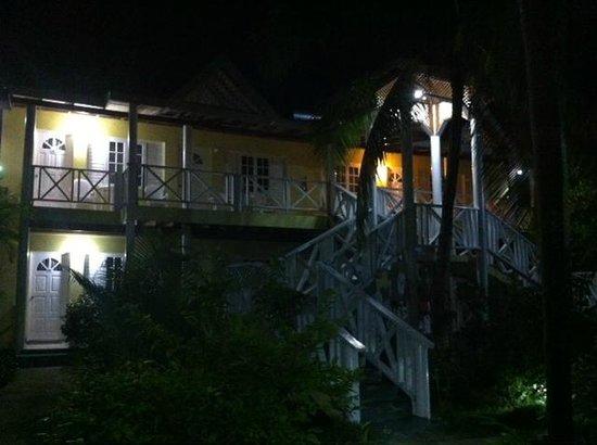 Merrils Beach Resort III: Hotel la nuit