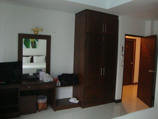 Ruen Buathong Boutique Guest House: Très propre!