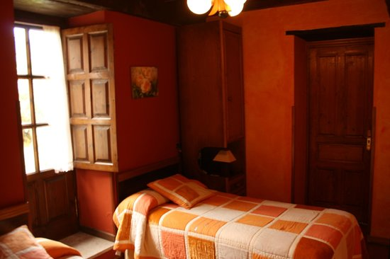 Hotel Rural El Llagar: Habitación.