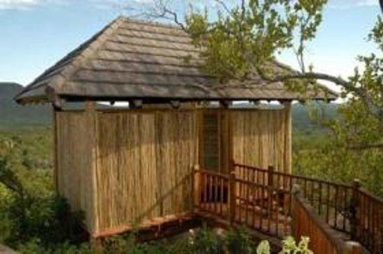 Ngwenya Lodge: the loo