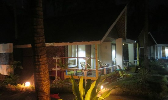 Silver Beach Hotel : This was the Bungalow