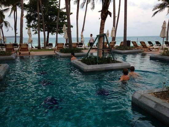 Centara Grand Beach Resort Samui : Amazing swimming pool!