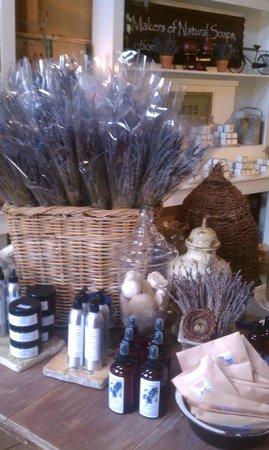 Verbena Soap Company: Lavender products
