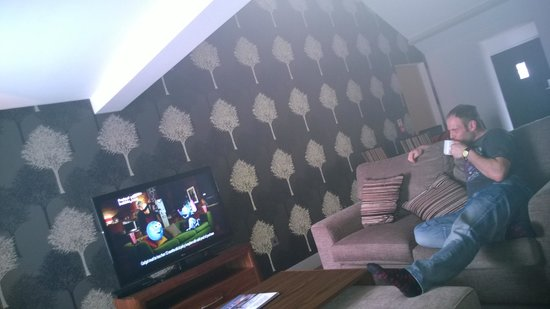 Smiths at Gretna Green Hotel: Living area