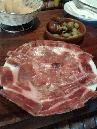 Restaurante El Paraiso: Los mejores productos de la tierra. Calidad suprema