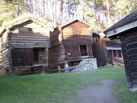 Musée folklorique norvégien : le musée