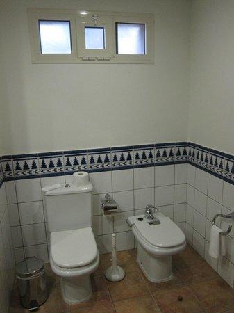 H10 Rubicon Palace : wc e bidet!!