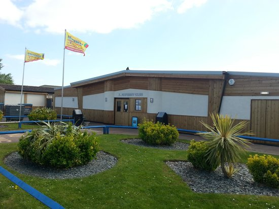 Sheerness Holiday Park: renovated complex