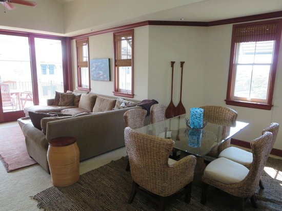 Kolea at Waikoloa Beach Resort: Living room