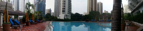 Toilet amenities picture of pan pacific orchard - Pan pacific orchard swimming pool ...