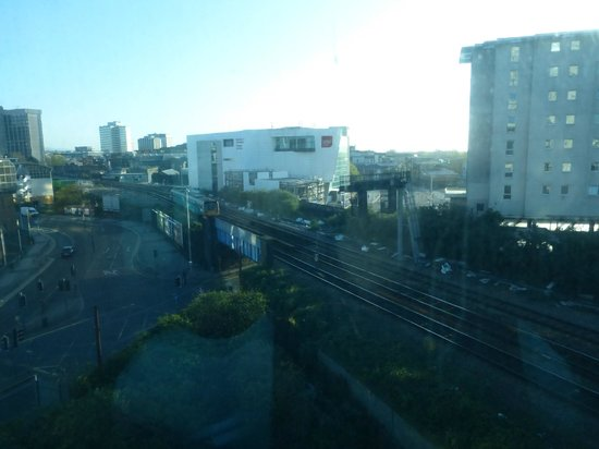 The Big Sleep Hotel Cardiff by Compass Hospitality: View from room 402