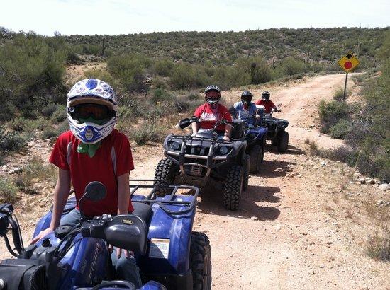 Adventures of a Lifetime ATV: Adventure